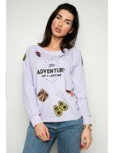 Bluza Diamante Wear Adventure fiolet