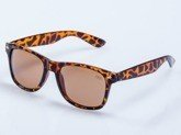 Okulary New Bad Line Panter Brown Flash 552