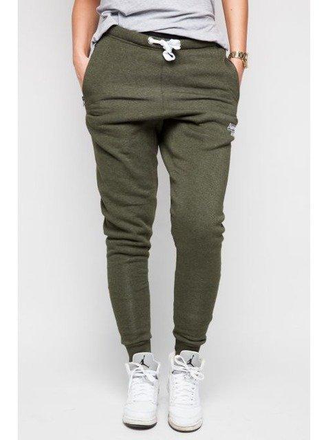 zniżki z fabryki Najlepiej sprawdzić Dresy Diamante Wear Hipster khaki | LADIES \ spodnie dresowe ...