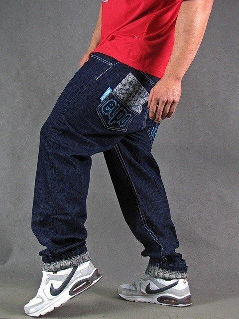 klasyczny styl Nowa lista najlepsze oferty na Spodnie El Polako Slim   Spodnie \ Jeansowe   SELEKTA SKLEP