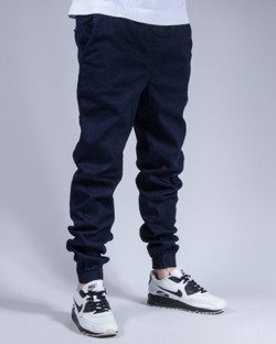 Spodnie New Bad Line Jogger Basket Jeans dark