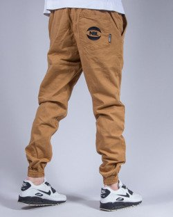 Spodnie New Bad Line Jogger Basket camel